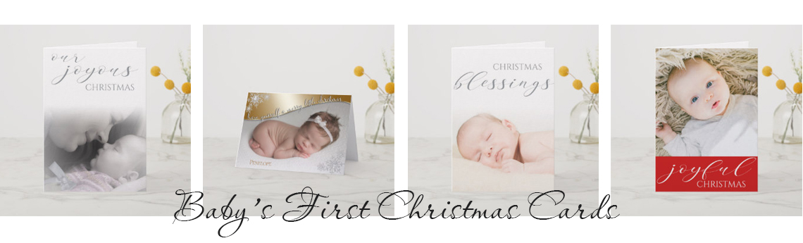 Baby S First Christmas Cards Whimsicalartwork